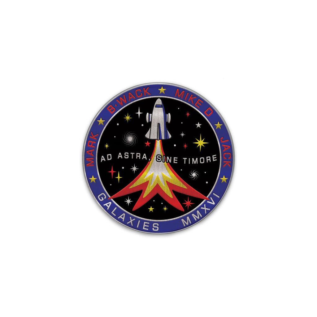GALAXIES Mission Patch