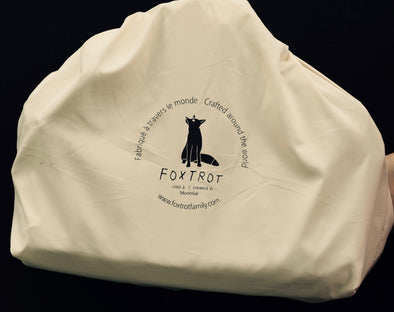 Foxtrot-laundry bag plastic bag