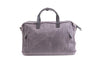 Foxtrot Diaper bag city bag charcoal back view