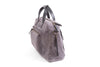 Foxtrot diaper bag city bag charcoal side view