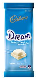 Cadbury Block Dream