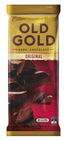 Cadbury Block Old Gold