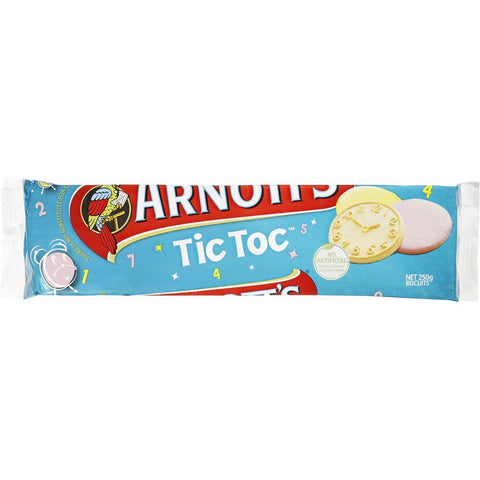 Arnotts Tic Toc Biscuits x 7 (Bulk value Pack)