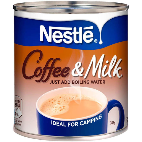 Nestle Coffee Mate Instant Coffee & Milk - 385g Tin