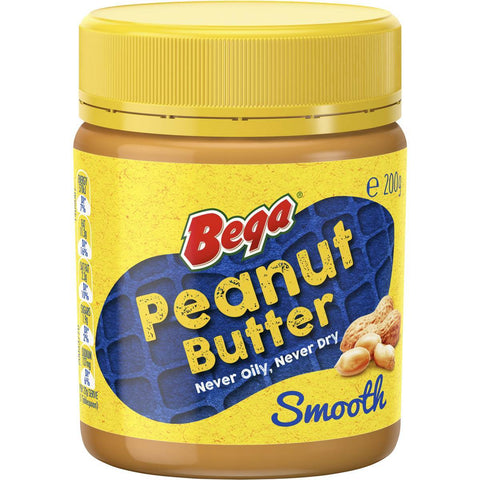 Bega Peanut Butter Smooth 200g