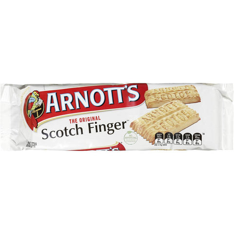 Arnotts Scotch Finger 375g