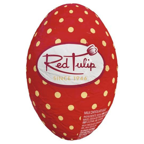 Red Tulip hollow Egg 50g