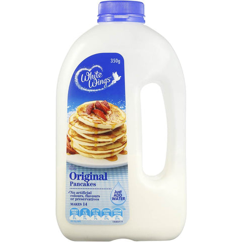White Wings Cafe Creations Original Shaker Pancakes 325g