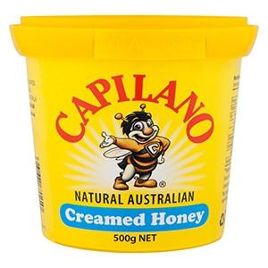 Australian Creamed Honey