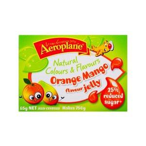 Aeroplane Jelly Orange Mango (Natural Colours & Flavours)