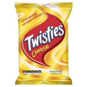 Twisties Cheese