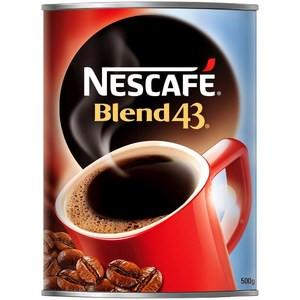 Blend 43 Instant Coffee Granules - 500g Tin