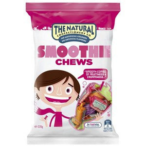 The Natural Confectionery Smoothie Chews 220g