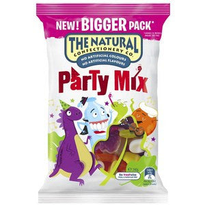 The Natural Confectionery Party Mix 240g