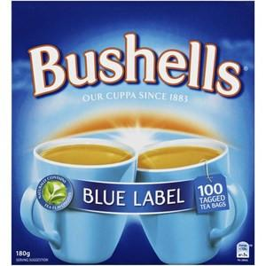 Bushells Blue Label Tea Bags