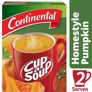 Continental - Homestyle Pumpkin Cuppa Soup 2-pack - 61g