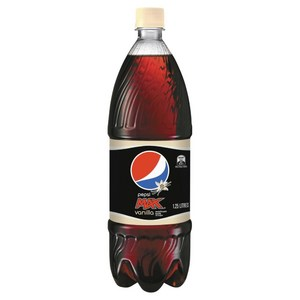 Pepsi Max Vanilla Bottle 1.25L