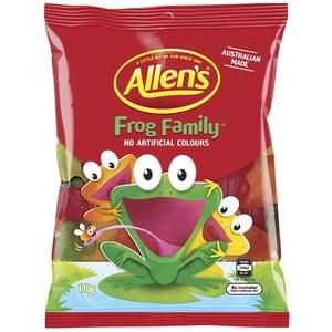 Allens Frog Family 170g x 10 (Bulk Value Pack)