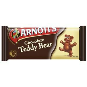 Arnotts Teddy Bear Biscuits Chocolate Coated