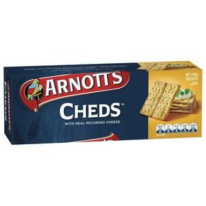 Arnotts Cheds Crackers