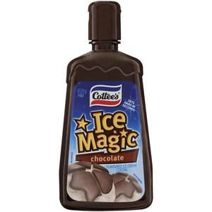 Cottee's Ice Magic Chocolate Topping 220g