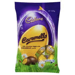 Easter Egg Caramello Bag 125g