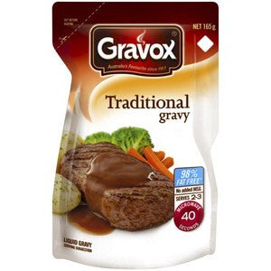 Traditional Gravy 'Liquid' Mix 165g