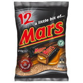 Mars Bar Share Pack 216g