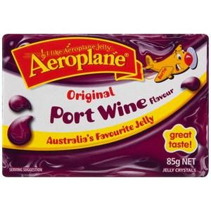 Aeroplane Jelly Port Wine