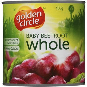 Whole Baby Beets - 450g
