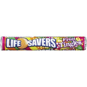 Life Savers Fruit Tingle 34g