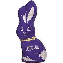 Cadbury Dairy Milk Sitting Adult Bunny 170g