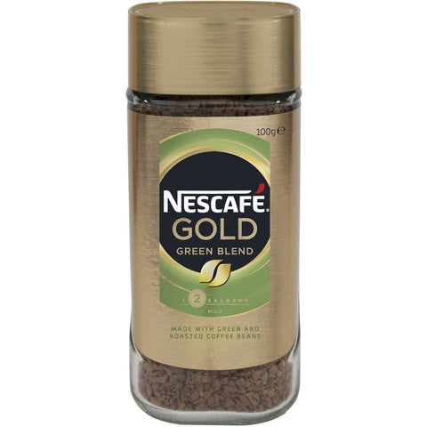 Nescafe Gold Green Blend 100g