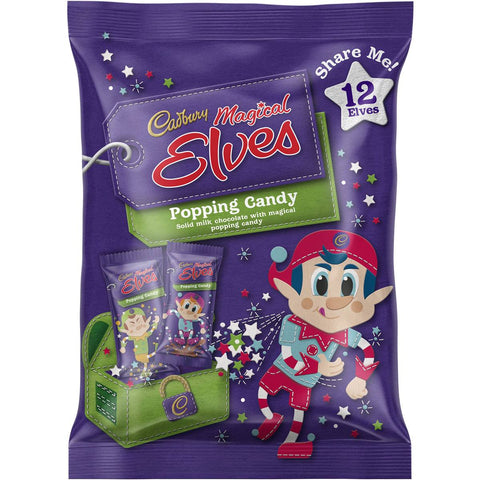 Magical Elves Sharepack (feat. 12 Elves) Popping Candy 144g