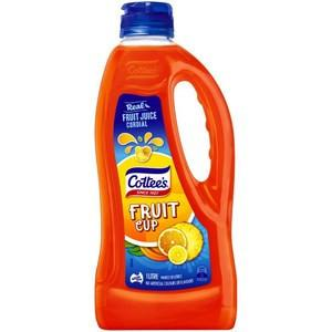 Cottee's Fruit Cup Cordial 1L