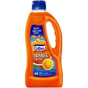 Cottee's Orange Cordial 1L