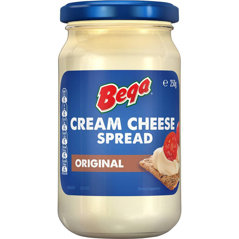 Bega Cream Cheese Spread ORIGINAL 250g