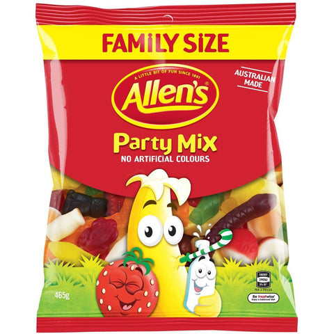 Allens Party Mix Family Size 465g