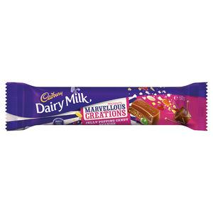 Cadbury Marvellous Creations Jelly & Popping Candy Bar 50g