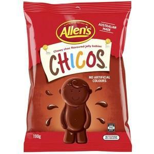 Allens Chicos 190g x 9 (Bulk Value Box)