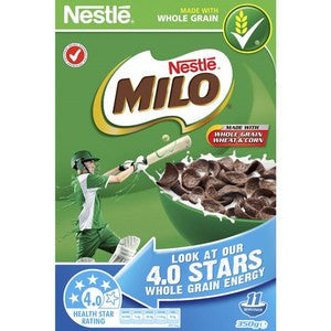 Milo Cereal 350g