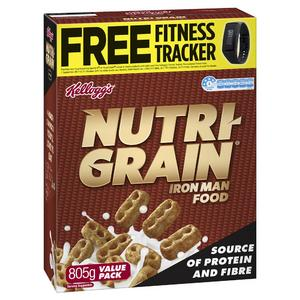 Kellogg S Nutri Grain 805g The Australian Food Shop