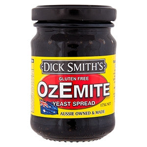 Dick Smith's Ozemite Spread 175g - **Gluten Free**