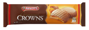 Arnotts Caramel Crowns