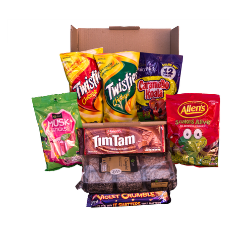 Aussie Favourites Care Package Small