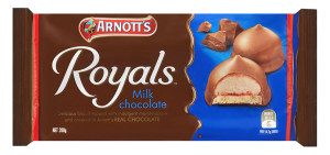 Arnotts Royals Milk Chocolate