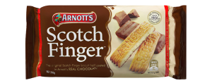 Arnotts Scotch Finger Chocolate 200g x 8 (Bulk Value Pack)