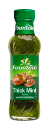 Fountain Thick Mint Sauce 250g