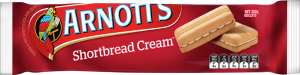Arnotts Shortbread Cream 200g x 8 (Bulk Value Box)