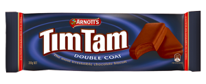 Tim Tam Double Coat x 9 (Bulk Value Box)
